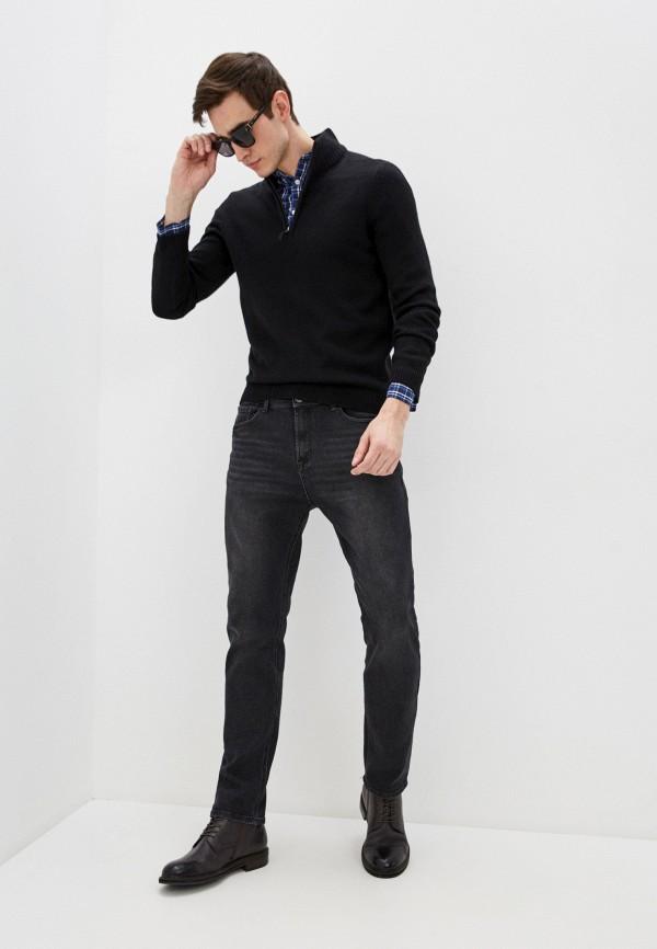 Фото 2 - Мужские джинсы Befree серого цвета