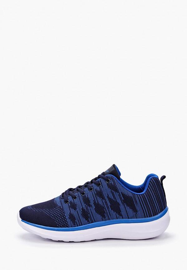 мужские низкие кроссовки timejump, синие