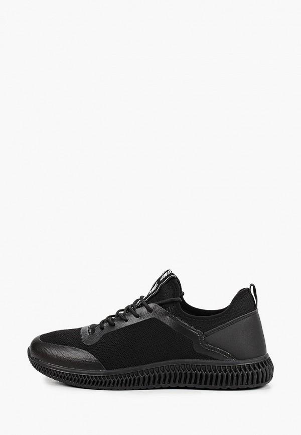 мужские низкие кроссовки timejump, черные