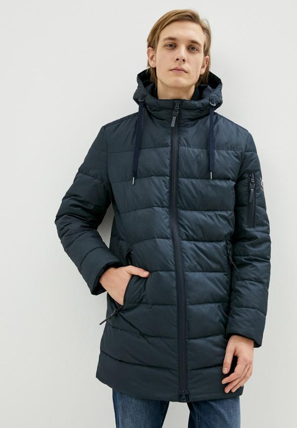 Куртка утепленная Absolutex Absolutex  синий фото