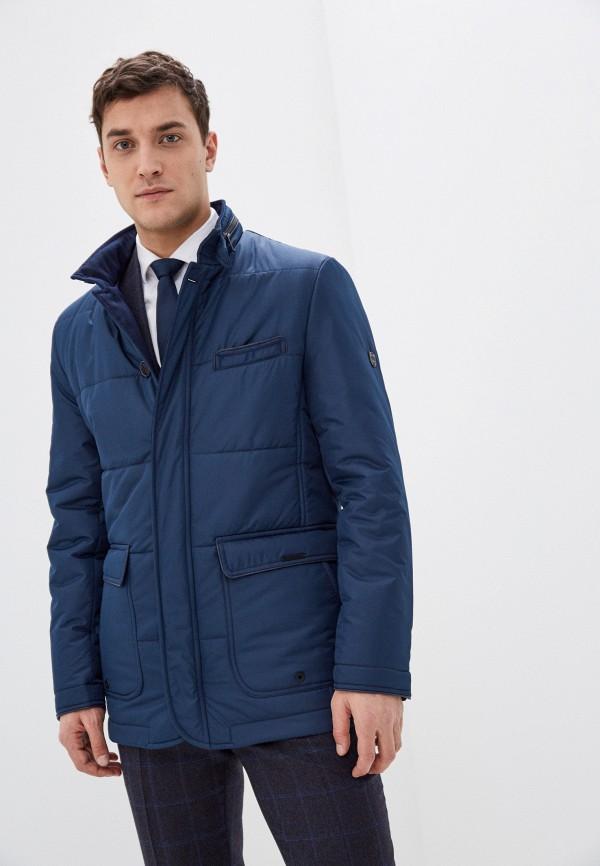 Куртка утепленная Absolutex синего цвета