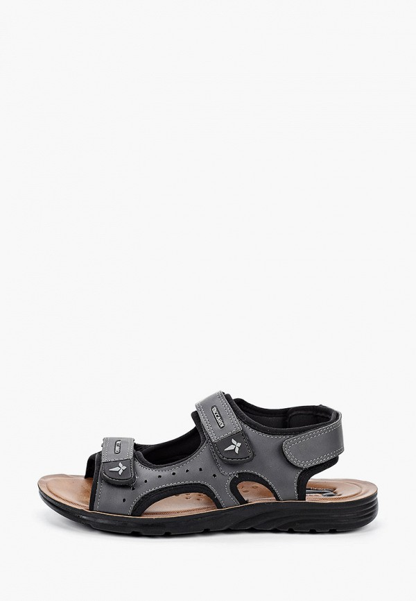 мужские сандалии t.taccardi, серые