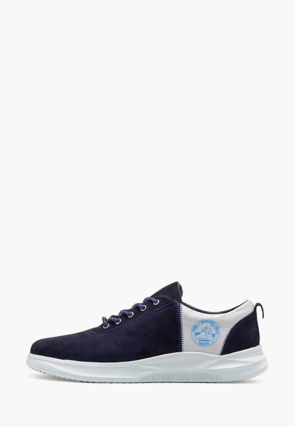 мужские кроссовки broni, синие