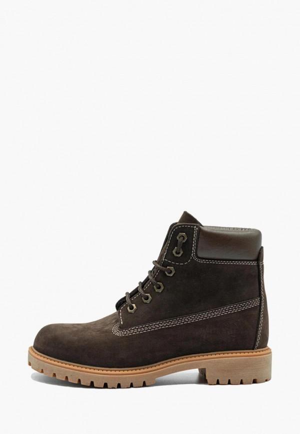 мужские ботинки darkwood, коричневые