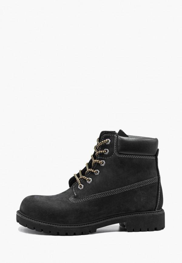 мужские ботинки darkwood, черные