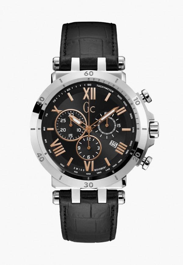 мужские часы gc, черные