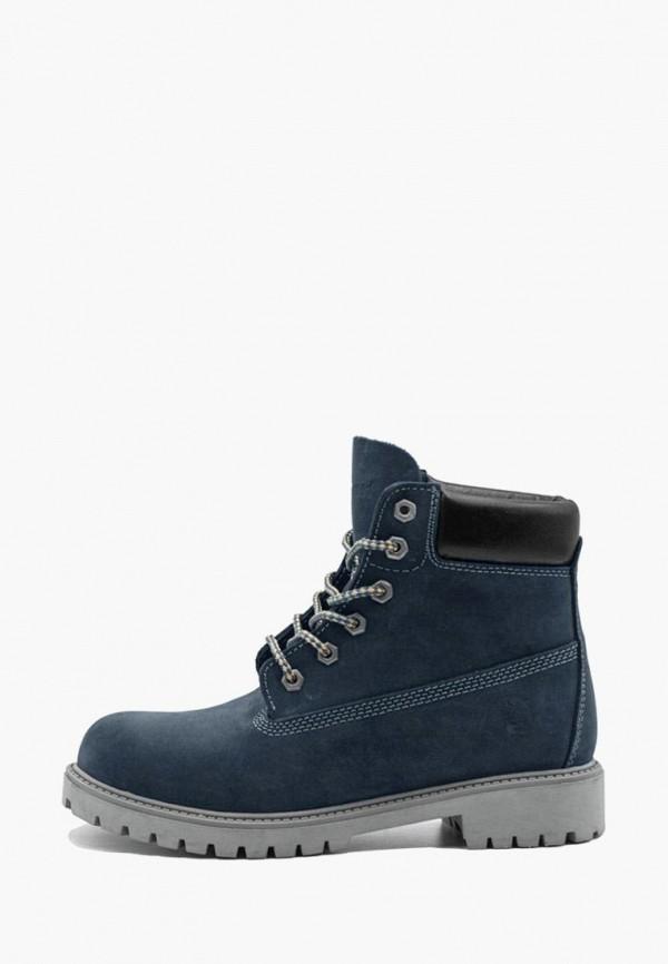 мужские ботинки darkwood, синие
