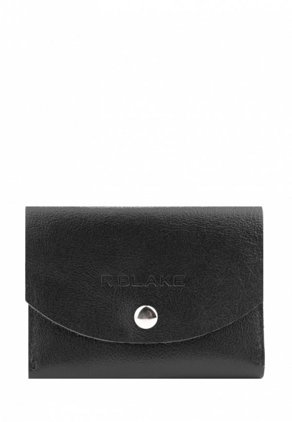 мужское портмоне r.blake collection for men, черное