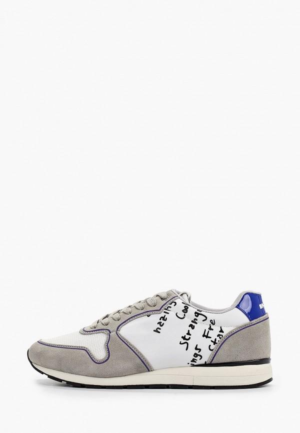 мужские кроссовки briggs, белые
