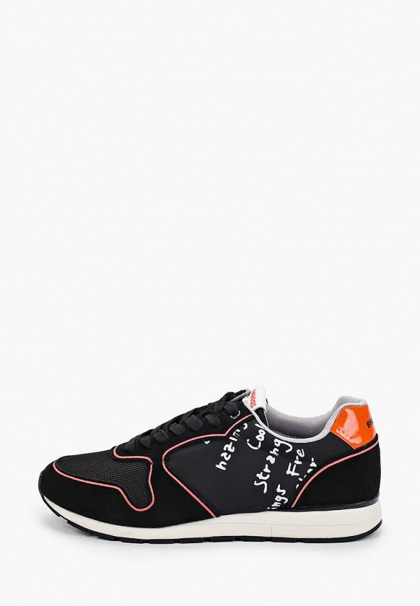мужские кроссовки briggs, черные