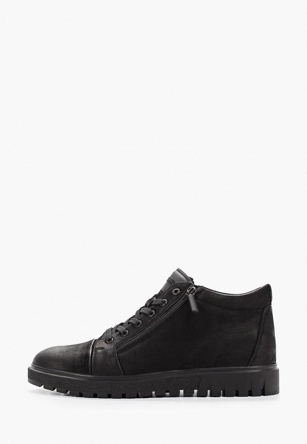 мужские ботинки briggs, черные