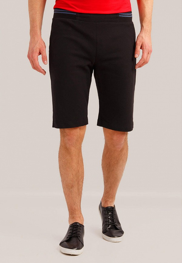 мужские шорты finn flare, черные