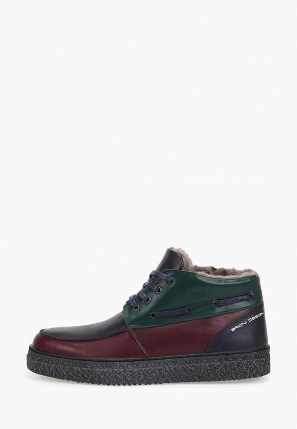 мужские ботинки broni, разноцветные