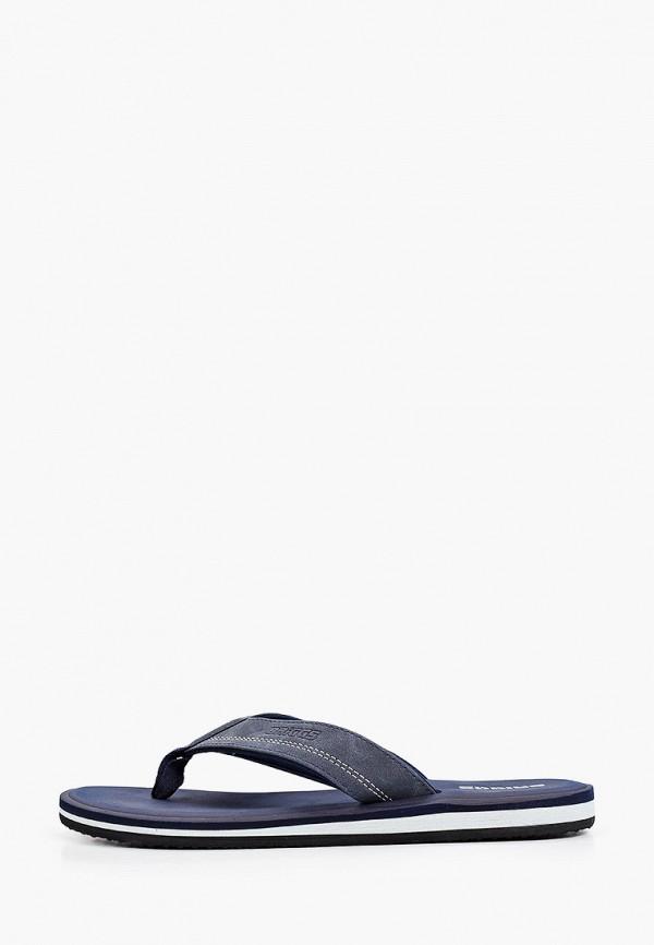 мужские сандалии briggs, синие