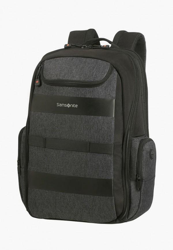 мужской рюкзак samsonite, серый