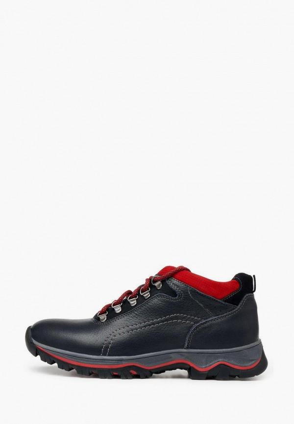 мужские низкие ботинки alessio nesca, синие