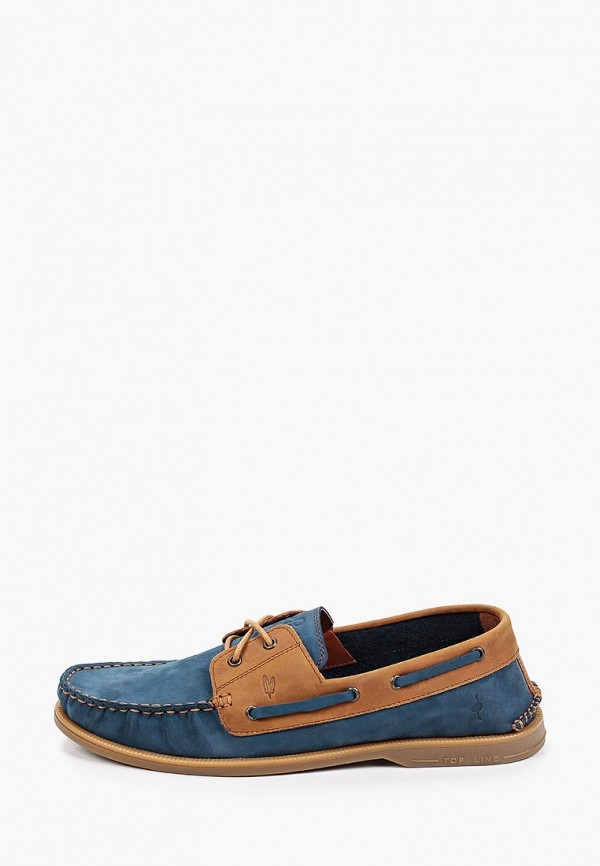 мужские мокасины nexpero, синие