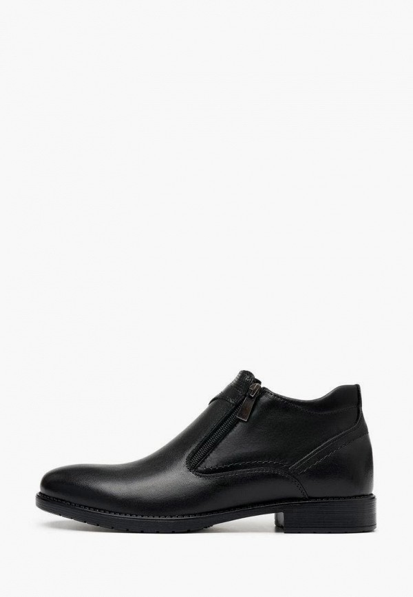 мужские низкие ботинки alessio nesca, черные