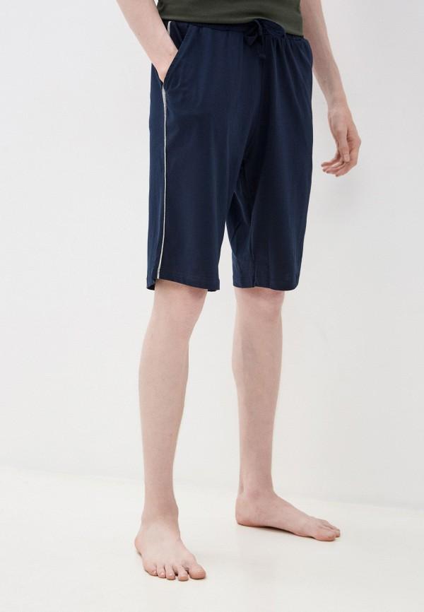 мужские шорты defacto, синие