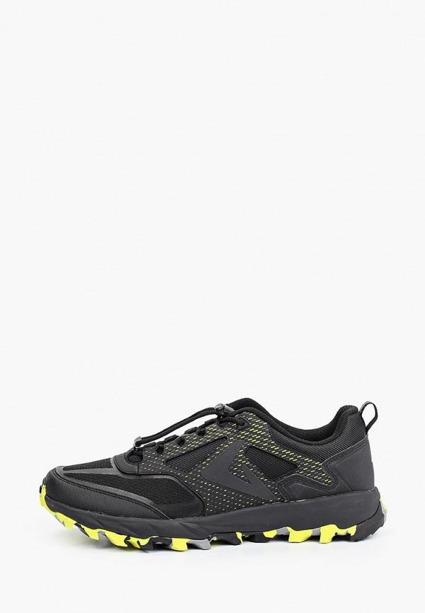 мужские низкие кроссовки demix, черные