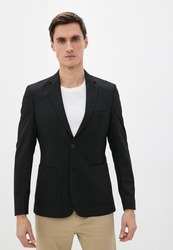 мужской пиджак defacto, черный
