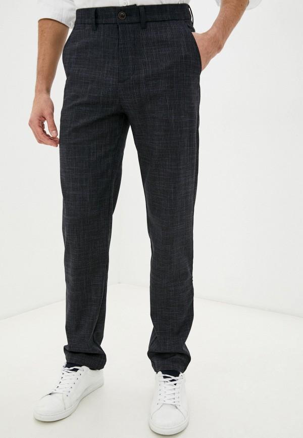 мужские классические брюки baon, синие