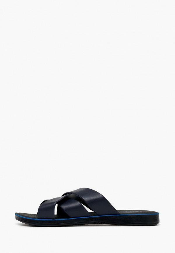 мужские сандалии t.taccardi, синие