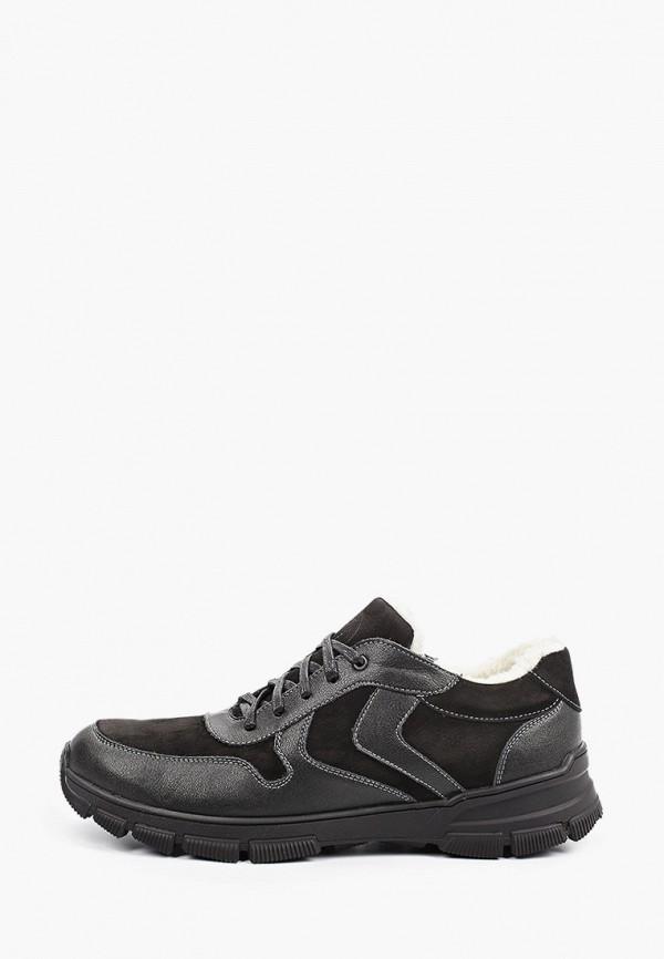 мужские низкие кроссовки valley, черные