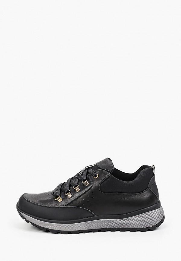 мужские низкие ботинки valley, черные