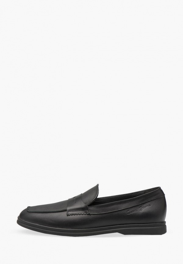мужские туфли broni, черные