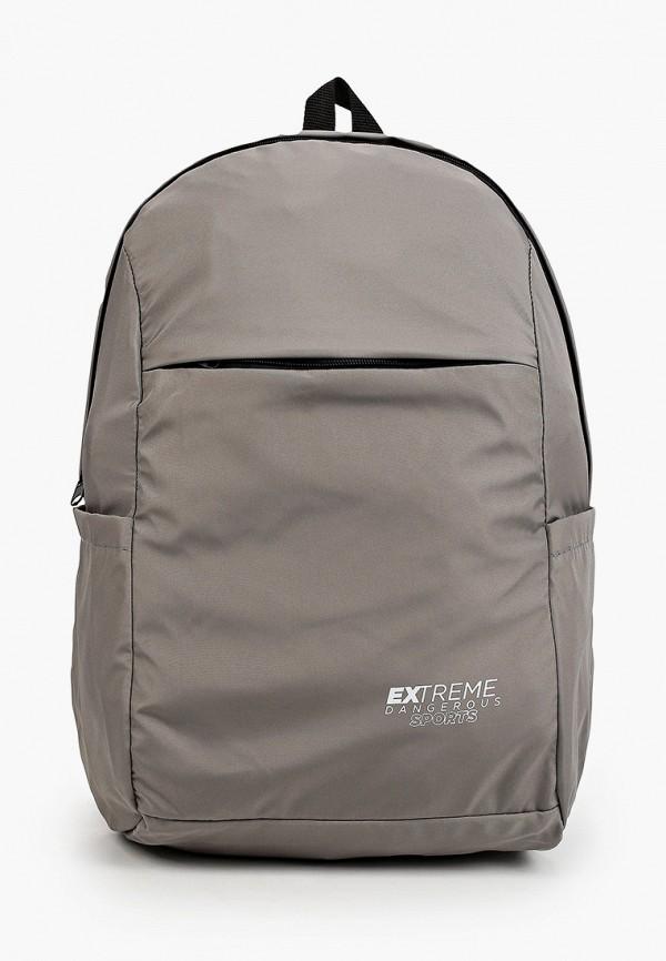 мужской рюкзак defacto, серый