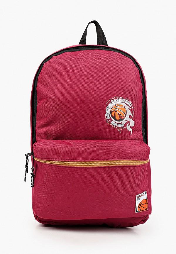 мужской рюкзак defacto, бордовый