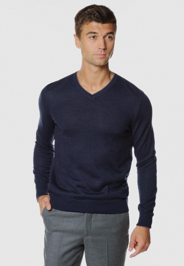 мужской пуловер arber, синий