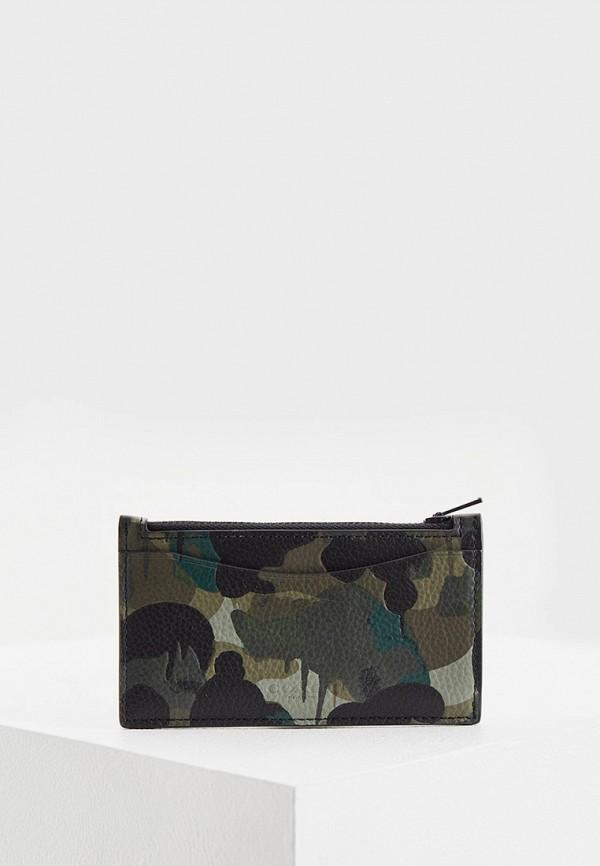 мужской кошелёк coach, разноцветный