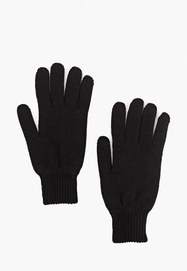 мужские текстильные перчатки baon, черные