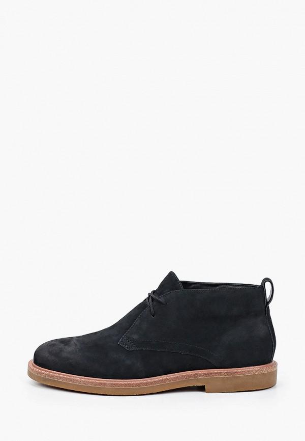 мужские высокие ботинки mascotte, синие