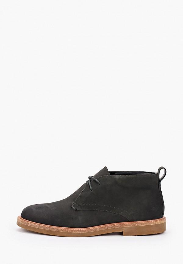 мужские высокие ботинки mascotte, серые