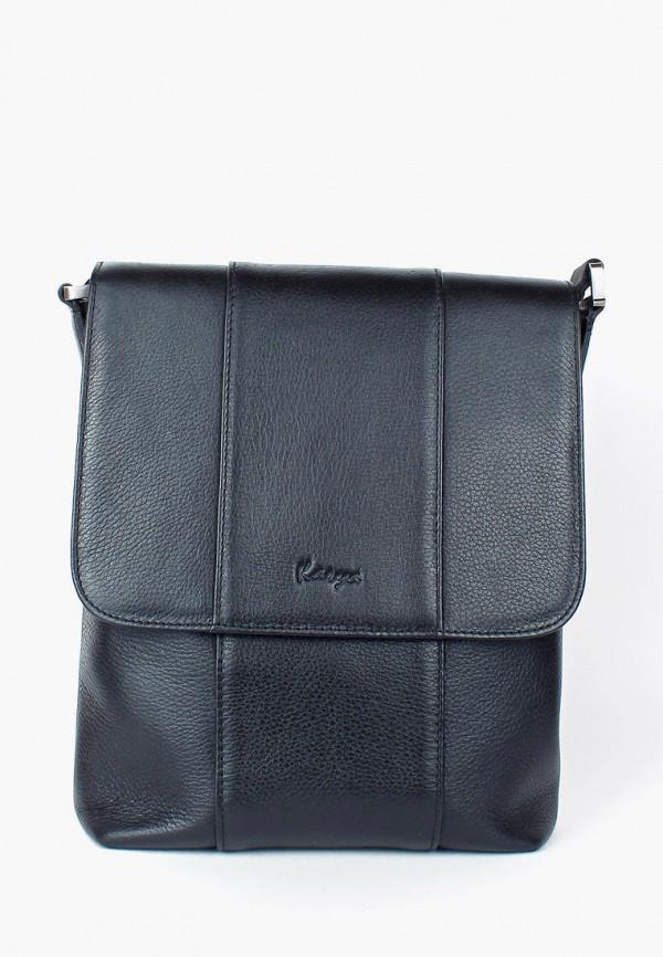 мужская сумка karya, черная