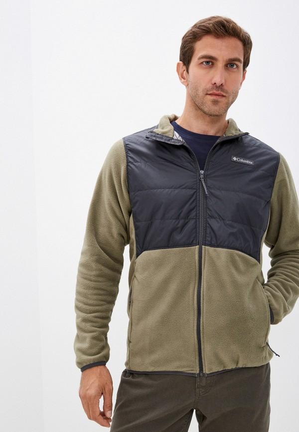 мужская спортивные куртка columbia, хаки