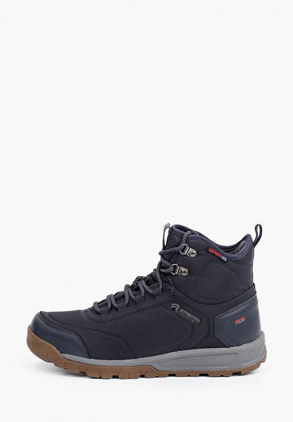 мужские высокие ботинки outventure, синие