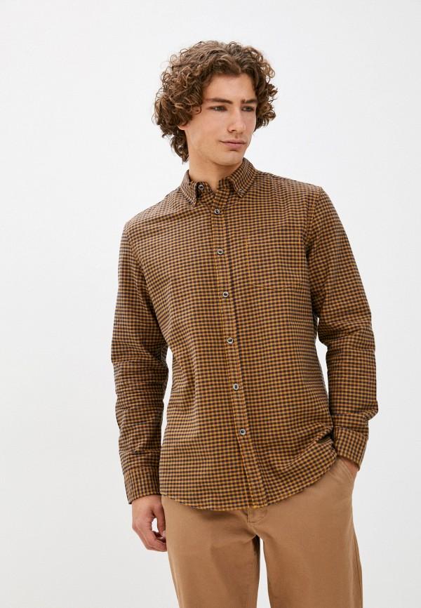 мужская рубашка с длинным рукавом zolla, разноцветная