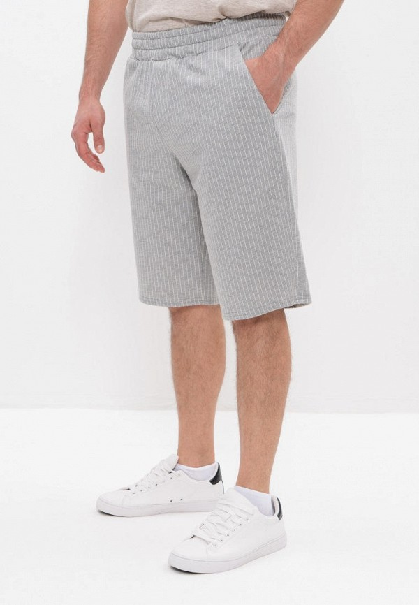мужские повседневные шорты cleo, серые