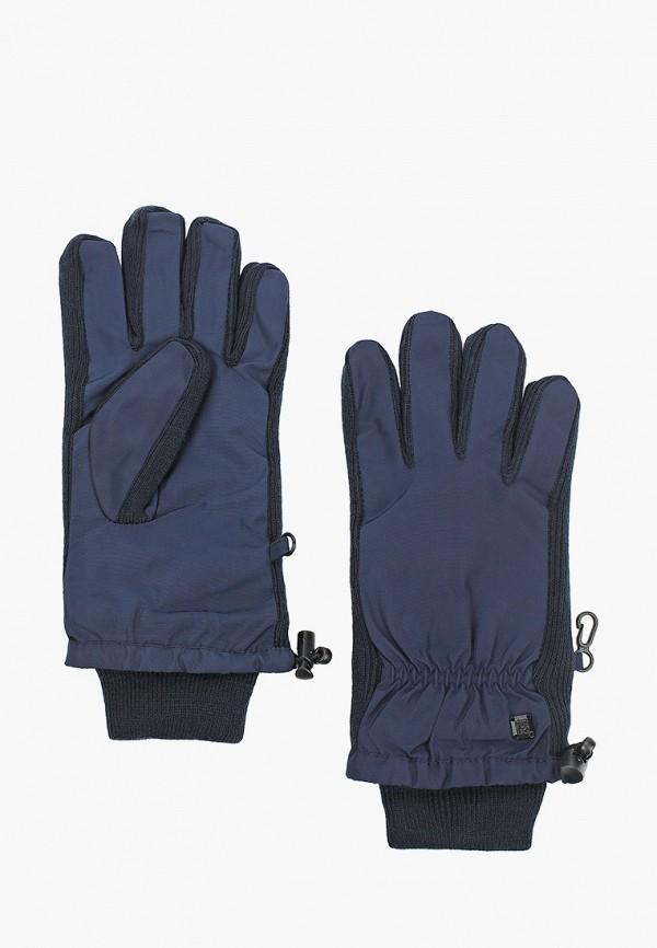 мужские текстильные перчатки henderson, синие