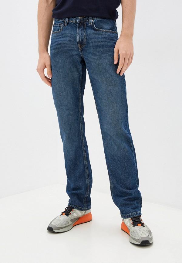 мужские прямые джинсы o'stin, синие