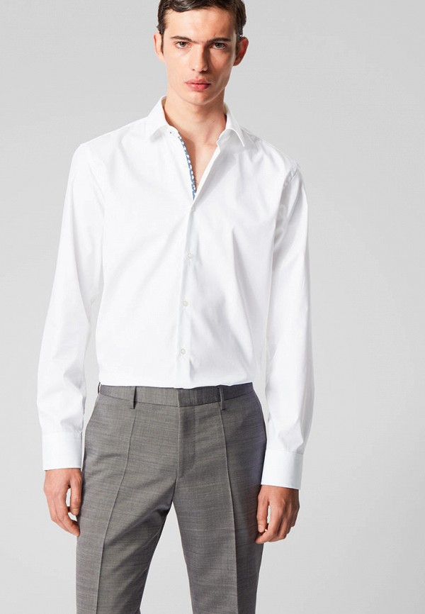Фото - Рубашка Boss Boss MP002XM1RMT0 рубашка greg greg mp002xm05sgb