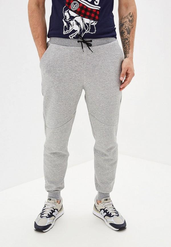 мужские брюки craft, серые