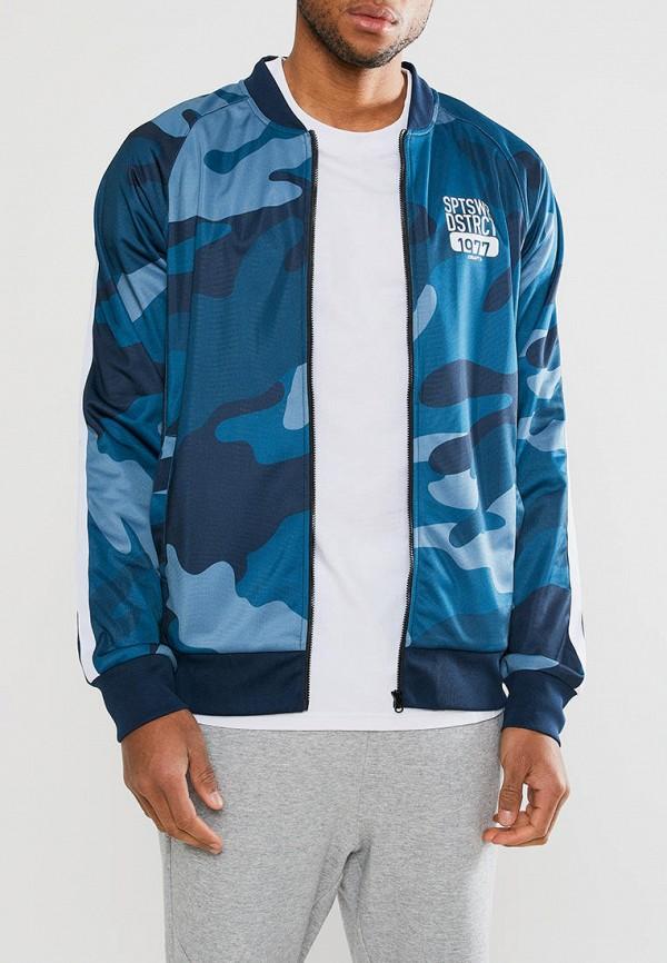 мужская куртка craft, синяя