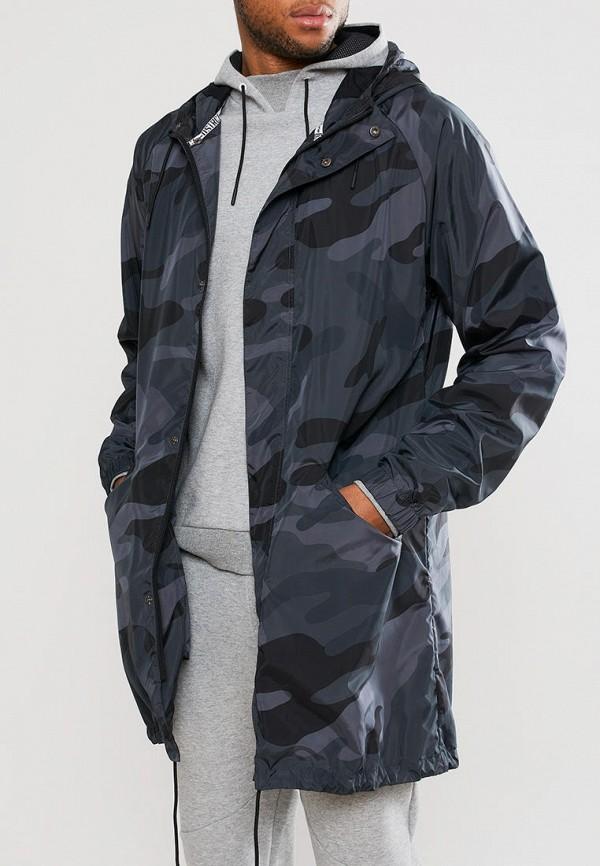 мужская куртка craft, серая