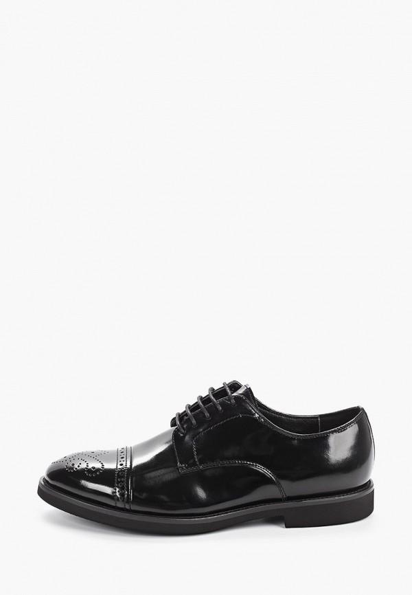 мужские туфли vitacci, черные