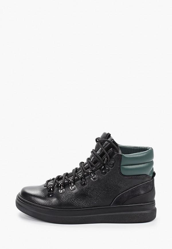 мужские ботинки vitacci, черные